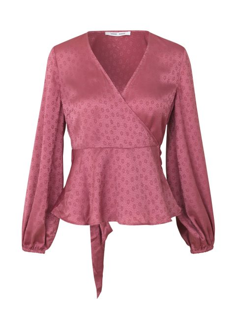 Veneta Blouse 11459 - Heather Rose - 1