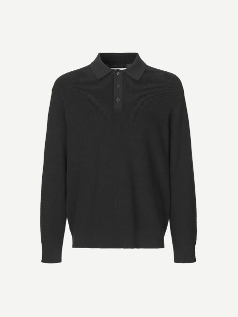 Clyde polo 11578 - Black - 1