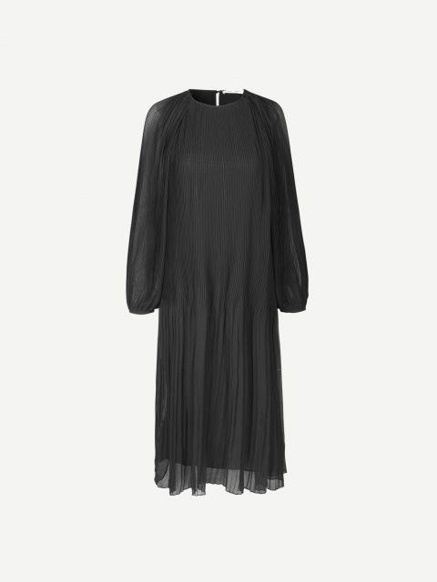Elena Dress 11185 - Black - 1