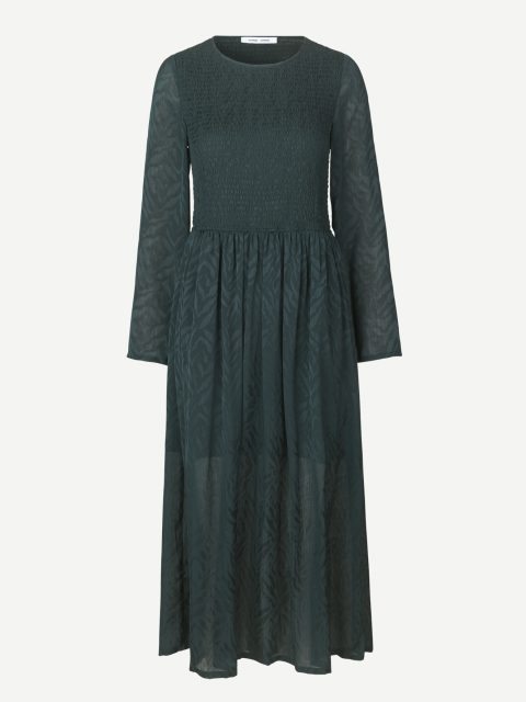Larimar long dress 11240 - Darkest Spruce - 1