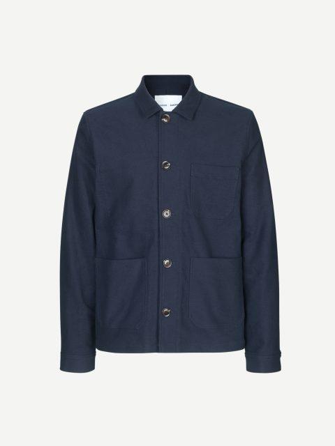 Worker jacket 10816 - Sky Captain - 1