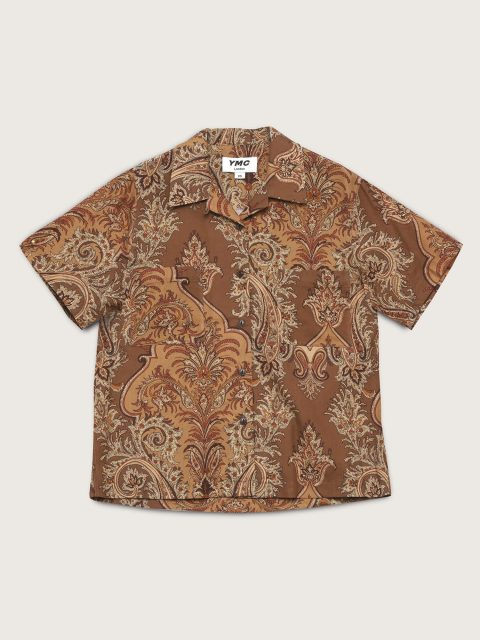q2qac_vegas_cotton_dobby_paisley_print_shirt_multi