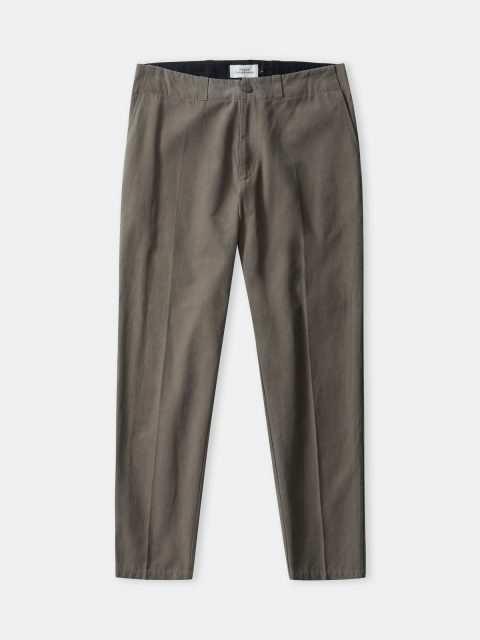 JOSTHA trousers (dusty olive tencel)
