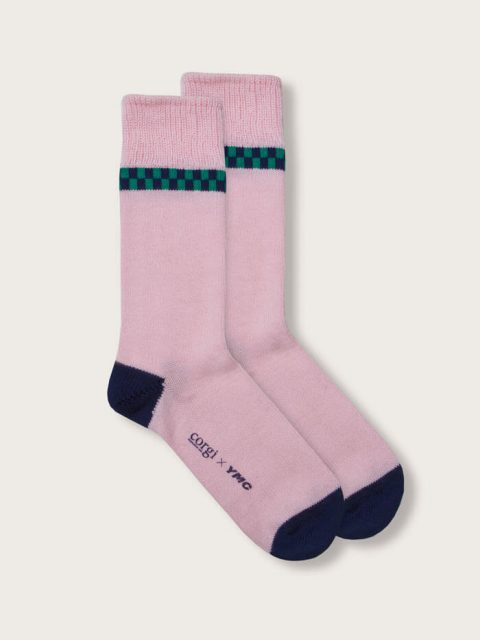 PINK-CHEQUER-SOCKS
