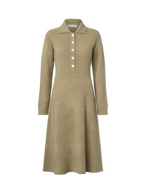 Amarita_dress_12758_-_COVERT_GREEN_-_1