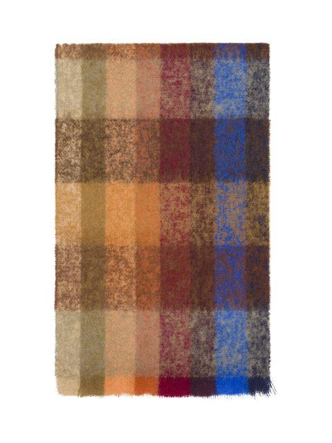 Corunda scarf 12873 - ORANGE MULTI CH. - 2