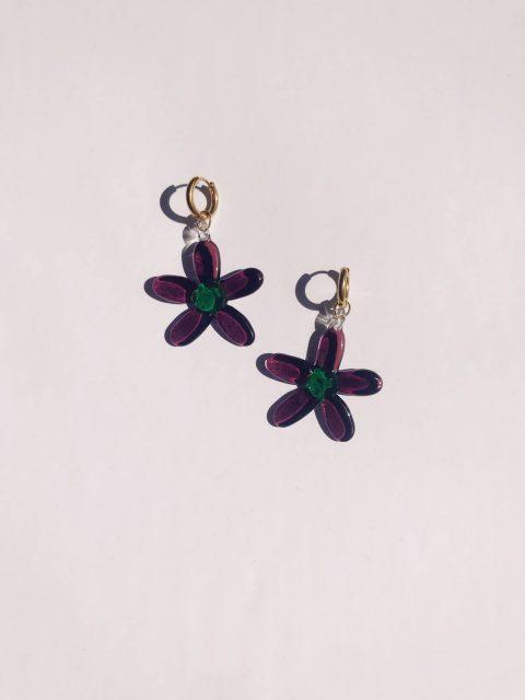flowerhoops-violet